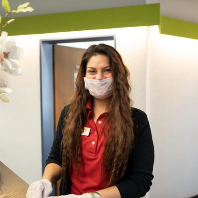 Ergotherapie Heilbronn Corona Hygiene Mundschutz