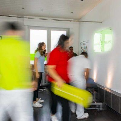 Physio Heilbronn Team-Work