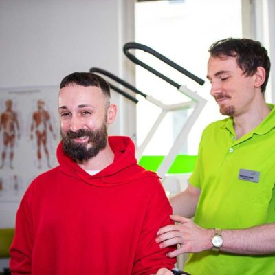 Schulter Therapie Heilbronn