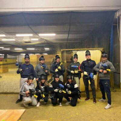 Physio Ceylan Team-Tag Paintball