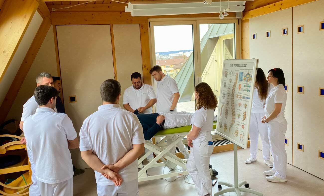 sektoraler Heilpraktiker für Physiotherapie in Heilbronn Physiotherapie ohne Rezept